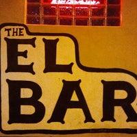 Photo taken at El Bar by Bari G. on 9/7/2011