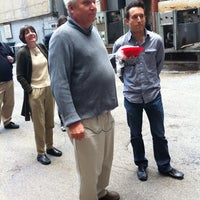 Photo taken at 171 N. Wabash Filming Location by Jasmine D. on 9/22/2011