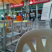 Photo taken at Plaza Cantil by Felipe O. on 1/14/2012