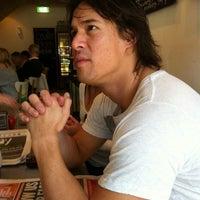 Photo taken at Club Sandwich by Chris W. on 7/3/2011
