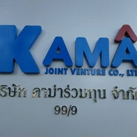 Photo taken at Kama Joint Venture Co., Ltd. by Pongsthorn R. on 11/28/2011