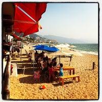Photo taken at El Barracuda by CARLOS G. on 5/1/2012