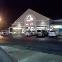 Photo taken at Wawa by George F. on 9/22/2011