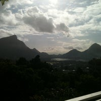 Photo taken at Alto Leblon by Marcella M. on 5/17/2012