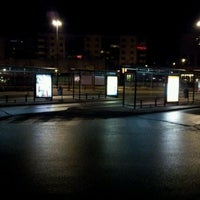Photo taken at Skärholmens bussterminal by Walther B. on 12/31/2011