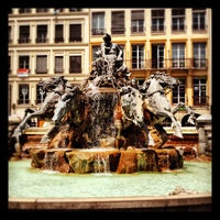 Photo prise au Place des Terreaux par Anderson S. le6/19/2012