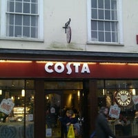 Photo taken at Costa Coffee by Rob R. on 12/14/2011
