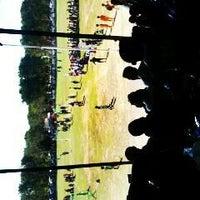 Photo taken at GOR Kodam Kepaon by krizz on 4/8/2012