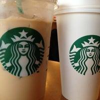 Photo taken at Starbucks Coffee by Phati M. on 1/20/2012