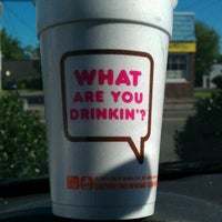 Photo taken at Dunkin Donuts by Nicole A. on 8/30/2011