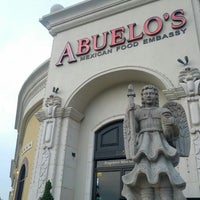 Photo taken at Abuelo's Mexican Restaurant by James L. on 5/8/2012