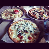 Photo taken at Pieology Pizzeria by Pascale on 9/10/2012