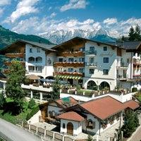 Das Foto wurde bei Hotel Alpendorf von Sylvia U. am 3/31/2012 aufgenommen