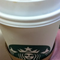 Photo taken at Starbucks by Craig K. on 5/6/2012