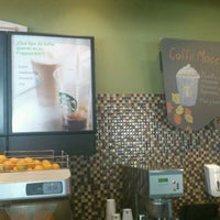 Photo taken at Starbucks Coffee by Antonio C. on 9/22/2011