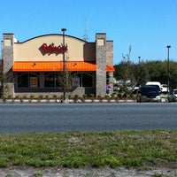 Photo taken at Bojangles' Famous Chicken 'n Biscuits - CLOSED by Alex B. on 3/13/2011