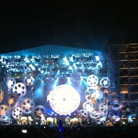 Photo taken at DUO陳奕迅2011大馬演唱會 by Lily Y. on 8/6/2011