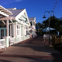 Photo taken at Disney's Old Key West Resort by Lizz B. on 1/8/2011