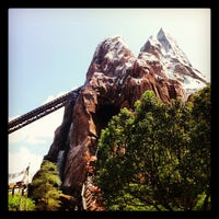 Photo taken at Expedition Everest by François on 9/7/2012
