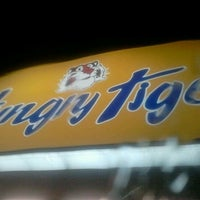 Photo taken at Hungry Tiger by Cristiano F. on 1/10/2012