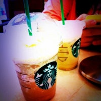 Photo taken at Starbucks by Thidaratt D. on 7/9/2011