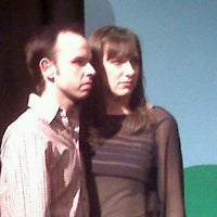 Photo taken at Smiling Rhino Theatre by George A. on 2/22/2011