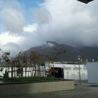 Photo taken at Cape Town Station Deck by mishkaah p. on 8/31/2012