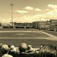 Photo taken at Osceola County Stadium by stinamarie on 3/25/2012