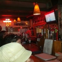 Photo taken at The Lion's Eye Tavern by Steven P. on 7/8/2012