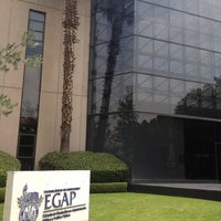 Photo taken at EGAP Tec CEM Escuela de Graduados de Administración Pública by Octavio R. on 8/3/2012