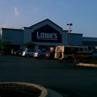 Photo taken at Lowe's Home Improvement by George F. on 5/22/2012