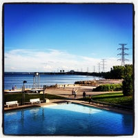 Photo taken at Spencer's At The Waterfront by Jason on 8/5/2012