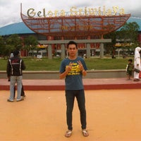 Photo taken at Jakabaring Sport City by Achmad Nizar on 12/26/2011