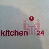 Photo taken at Kitchen24 by Ronny G. on 1/20/2012