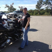 Photo taken at Lake Of The Ozarks Harley Davidson by Jennifer P. on 8/18/2012