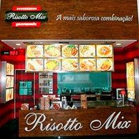 Foto tirada no(a) Risotto Mix por Marina C. em 8/9/2012