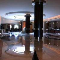 Photo taken at Hilton Malabo by Ardian A. on 4/26/2012