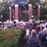 Photo taken at Church Square Park by R.J. R. on 8/24/2011