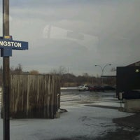 Photo taken at VIA Rail Kingston by Josepf H. on 1/28/2012