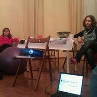 Photo taken at Homework by Vsevolod M. on 10/8/2011