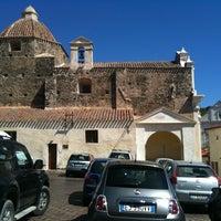 Photo taken at Piazza Sas Animas by alessio p. on 8/29/2011
