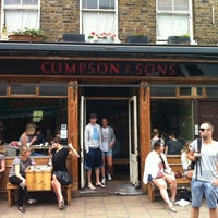 Photo taken at Climpson & Sons by Mark H. on 7/10/2011