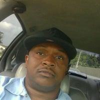 Photo taken at Mobil by Da B. on 1/13/2012