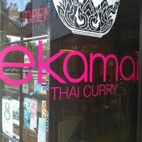 Photo taken at Ekamai by Portia on 8/28/2012