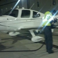 Photo taken at Independence Aviation, LLC by Aaron N. on 2/19/2012