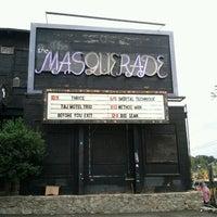Снимок сделан в The Masquerade пользователем Evan C. 10/9/2011