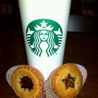 Photo taken at Starbucks by Jorge P. on 4/24/2012
