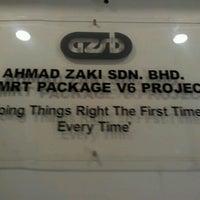 Photo taken at ahmad zaki sdn bhd by Rita A. on 4/4/2012