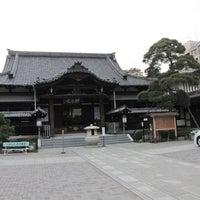 Foto scattata a Sengakuji Temple da Calton B. il 1/7/2011