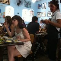 Photo taken at Bar do Biu by Sergio R. on 10/29/2011